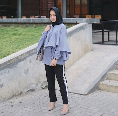 Fashion Atasan Wanita 2018
