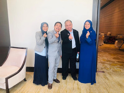 Viktoria Hi Tea @ Double Tree Hilton Melaka 2020