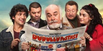 مسلسل جريدة دودوللو Dudullu Postasi
