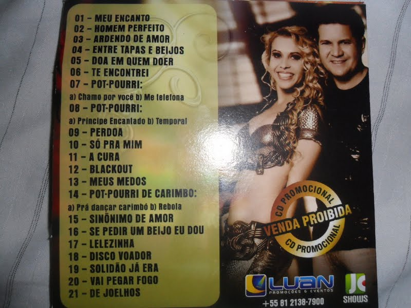 cd de calypso na angola