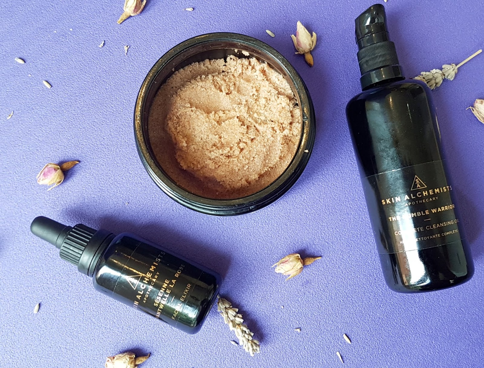 Skin Alchemists Apothecary skincare Review