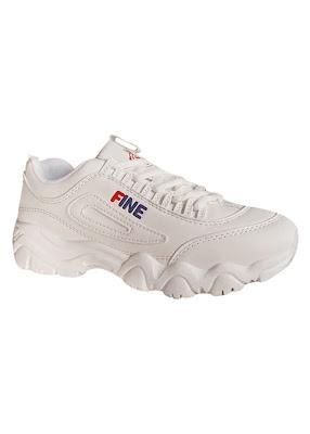 Giày Sneaker Nữ Fine Hot Trend Chữ S Hapu