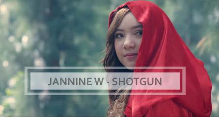 musicallisasi: Jannine Weigel - Shotgun