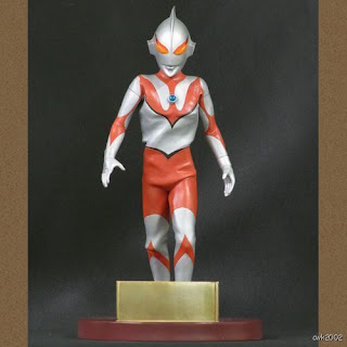 X-PLUS RIC Ltd Real Master Collection Fake Imit Ultraman Figure