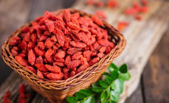 Diet dengan goji berry
