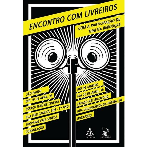 [Especial] Encontro com Livreiros e Blogueiros Editora Arqueiro