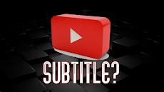 Cara Mengaktifkan dan Memunculkan Subtitle Youtube di Android