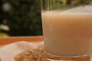 Rice Milk Thermomix