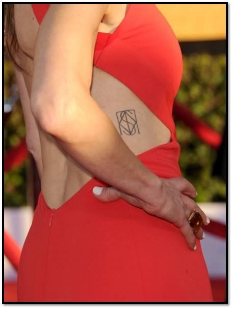 Zoom Tattoos Kyra Sedgwick New Tattoo