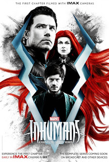 Review  Inhumans: Primeira Temporada