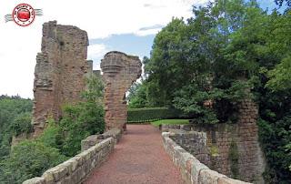 Escocia, Rosslyn Castle
