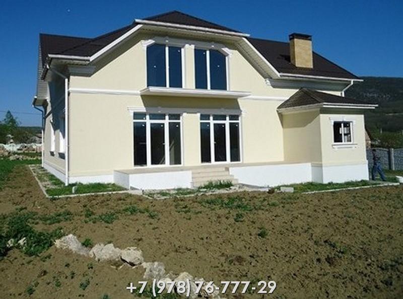 Строительство дома 6 на 6
