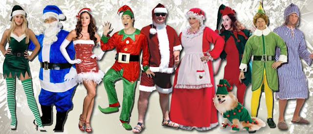 Christmas Party Outfits Costumes Ideas 2019 For Men Women Kids