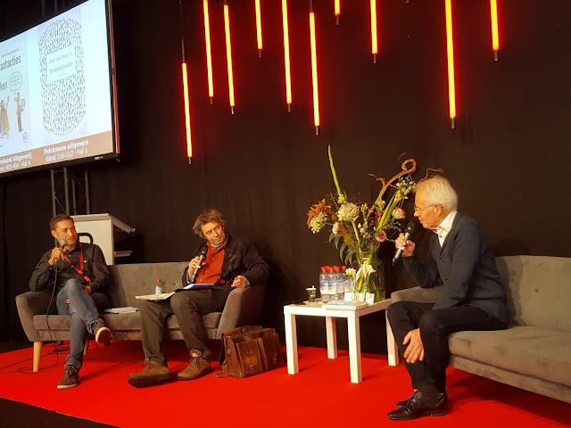 Klimaatdebat Antwerpen Peter van Druenen