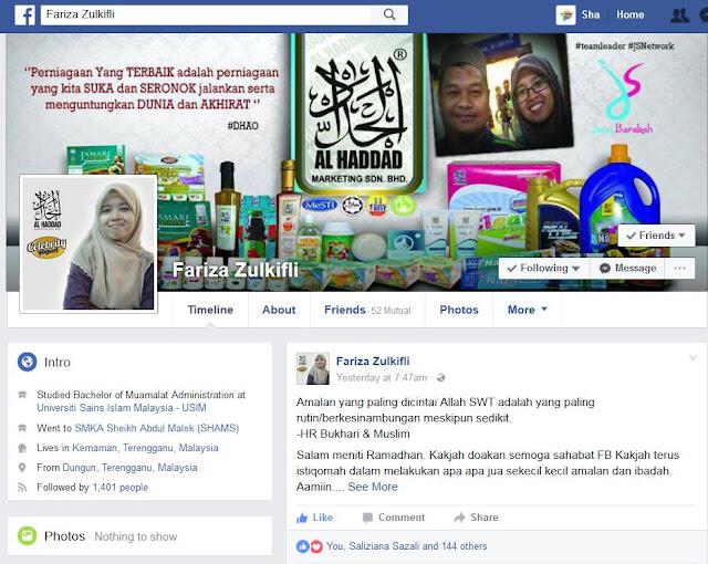 https://www.facebook.com/fariza.zulkifli