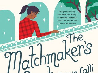 A Story I Really Really Wanted To Love: The Matchmaker's List by Sonya Lalli