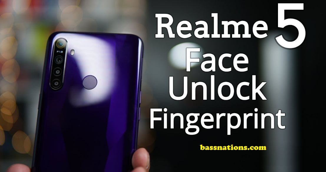 Download Wallpaper How to enable fingerprint sensor and face unlock in Realme 5