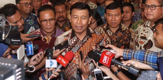 Lahan Kantor DPP Hanura Diserobot, Wiranto Lapor ke Polda Metro