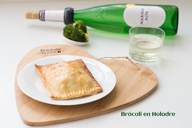 Empanada de Brócoli