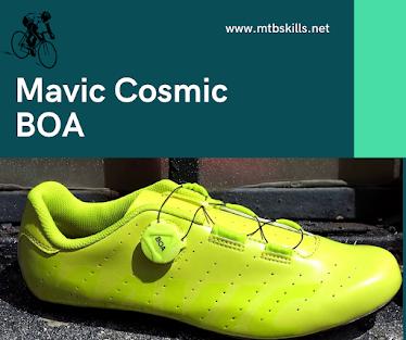 Mavic Cosmic BOA MTB Shoes