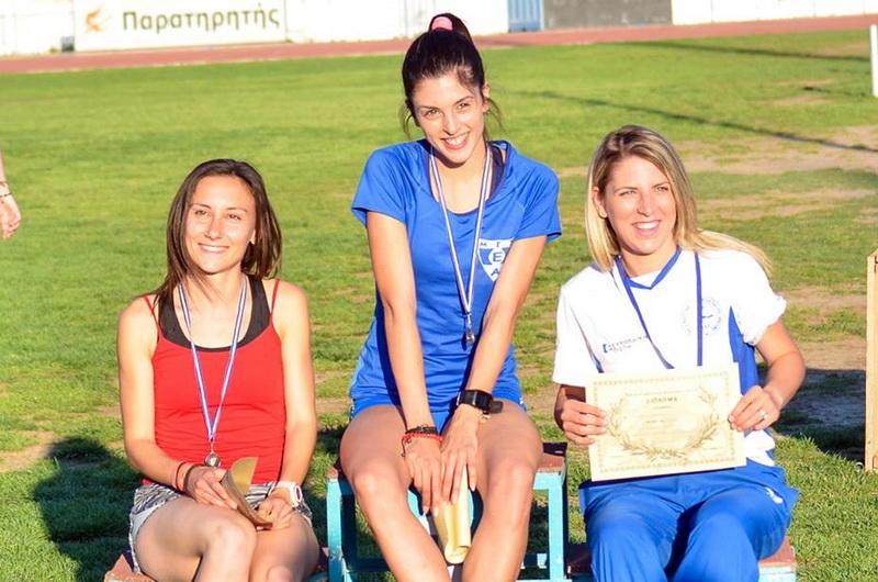 Νέες επιτυχίες για τους αθλητές και τις αθλήτριες Στίβου του Εθνικού Αλεξανδρούπολης