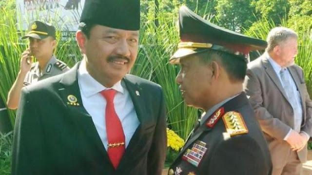 Beredar Undangan Deklarasi Budi Gunawan dan Tito Karnavian Jadi Capres 2024