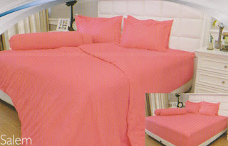 sprei Internal Vallery Salem