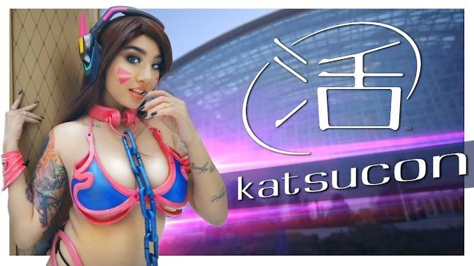 Mas cosplay desde Katsucon 2020