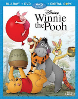 Winnie the Pooh (2011) BluRay 720p 450MB Ganool