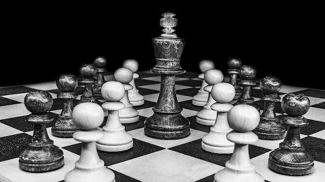 """"""" शतरंज का खेल """"  sad poem in hindi"""