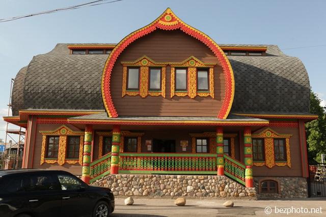дом берендея переславль