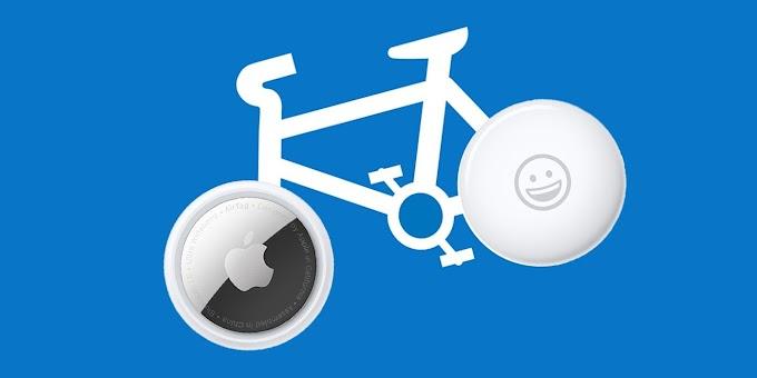 ¿Es el airtag de Apple el mejor dispositivo antirrobo para bicicletas?