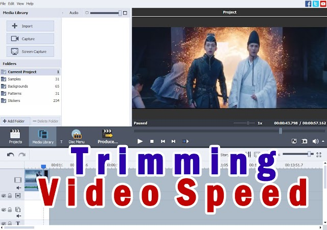 Tutorial Triming Film untuk Video Trailer