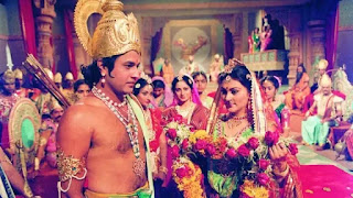 public wants to retelecast ramayana and mahabharat
