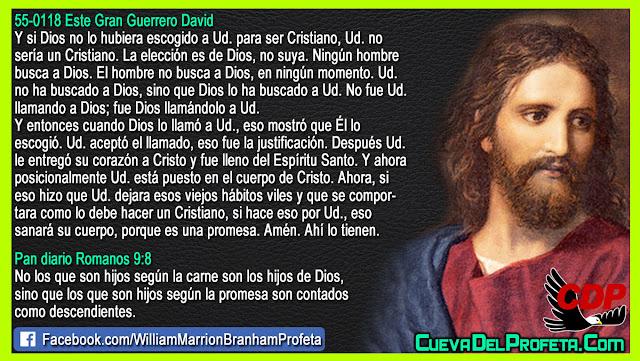 Amigo Dios te esta buscando - William Marrion Branham en Español