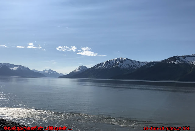 Turnagain Arm Bore Tide