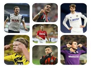 daftar pemain yang bisa gantikan posisi Edinson Cavani di Manchester United