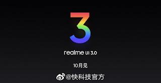 Realme UI 3.0 Update