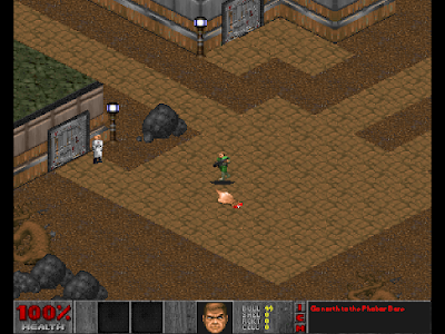 末日:火星隕落(Doom Fall of Mars),類似暗黑破壞神2遊戲!