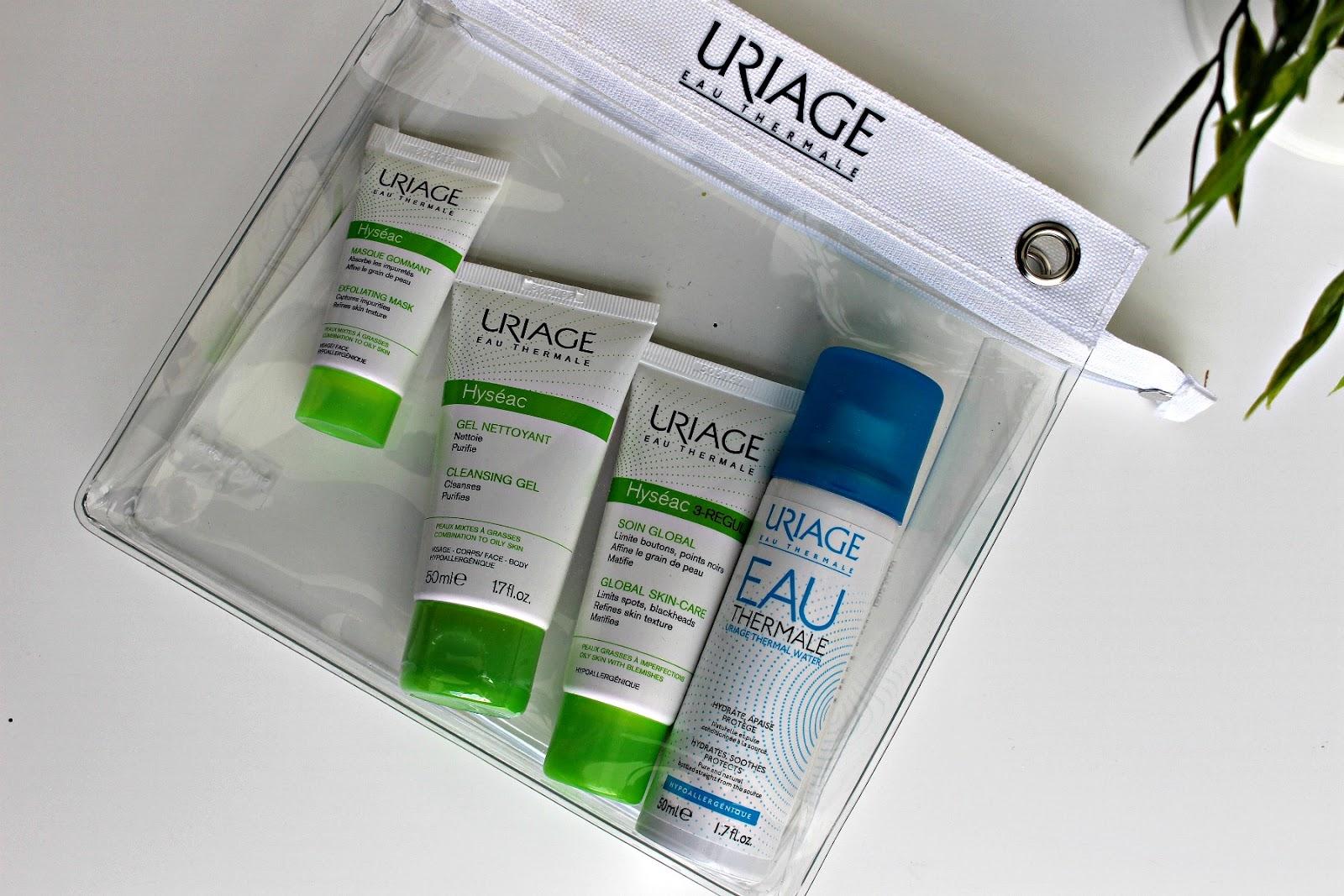 Uriage Hyséac travelkit