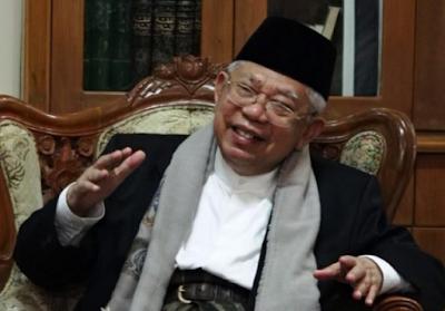 KH Ma'ruf Amin : Pesantren Harus Ciptakan Arus Baru Ekonomi Indonesia