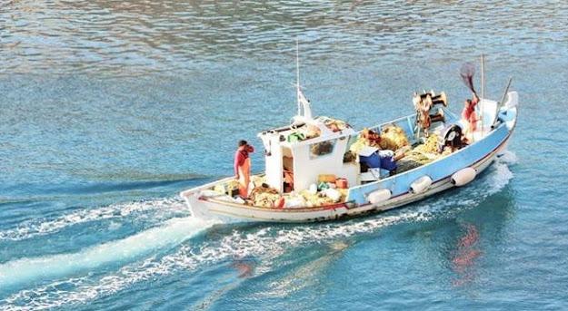 Αντιδρούν οι αλιείς του συνεταιρισμού της Στυλίδας