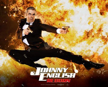 মিঃ বিন এর Action, Comedy মুভি Johnny English Reborn দেখুন হিন্দিতে মাত্র 155MB 18