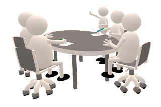 pelaksanaan rapat dan skenario rapat