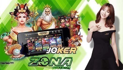 Daftar Akun Joker Gaming Slot Online Terpercaya