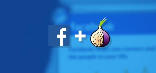 فيسبوك علي الانترنت المظلم وحرية التعبير عن الرئ لا يتم الاخذ بها
