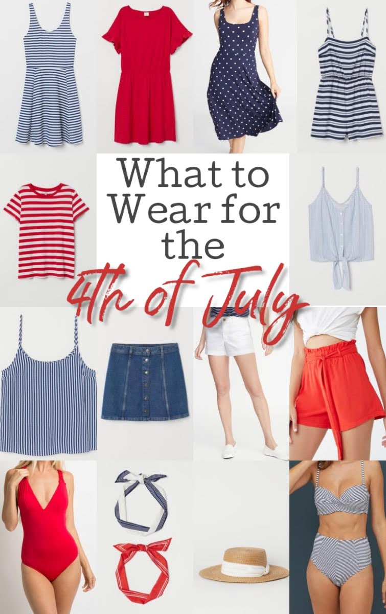 What to Wear for the 4th of July