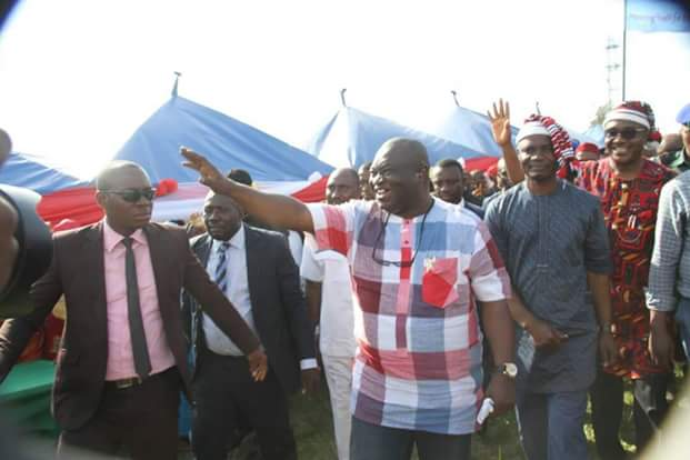 Gov. Ikpeazu vows to clear outstanding salaries and pensions before end of July