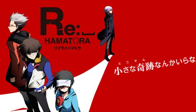 Re Hamatora (Episode 01 - 12) BD Batch Subtitle Indonesia