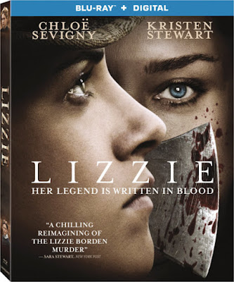 Lizzie (2018) English 720p BRRip x264 950MB